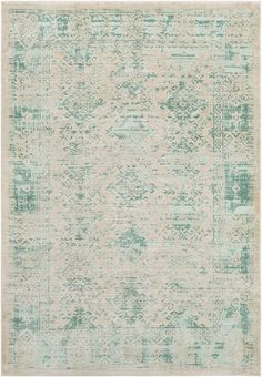 Surya Jax JAX5051 Green/Brown Area Rug