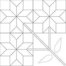 Résultat d'images pour Barn Quilt Pattern Templates Barn Quilt Designs, Barn Quilt Patterns, Pattern Blocks, Quilting Designs, Patchwork Patterns, Beginner Quilt Patterns, Star Quilt Blocks, Star Quilts, Block Quilt