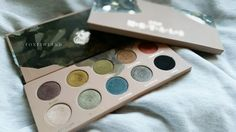 ZOEVA MIXED METALS PALETTE | REVIEW