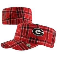 newest collection 6b5dd c4491  24.95 Honour Society Georgia Bulldogs Campus Cabbie Hat - Red Georgia  Bulldogs Hat, Honor Society