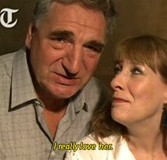 Downton Abbey, Jim Carter ..
