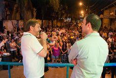 Moradores do Caieiras e Sítio do Campo participam de reunião com Mourão