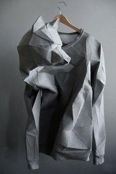 The T/Shirt Issue: Berliner Designkollektiv spielt mit der Ästhetik der Polygone