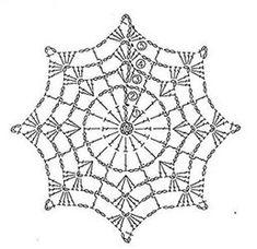 Tığ işi motif örnekleri ve Şemaları http://www.canimanne.com/tig-isi-motif-ornekleri-2.html  Check more at http://www.canimanne.com/tig-isi-motif-ornekleri-2.html
