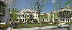 The TownHomes at Downtown Doral. Prices starting at $250,000. ALM – All Luxury in Miami.