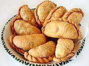 Indonesian pasties – Pastel Goreng II