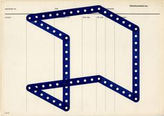 Karel Martens  Untitled, 1991  letterpress monoprint on catalogue card from the Stedelijk Museum Amsterdam              11 ¾ × 8 ¼ in. (297 × 210 mm)