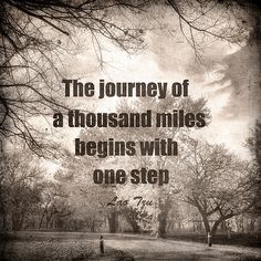 The Journey -zen Quote Photo Art Print by Ann Powell go to http://www.reflectionway.com