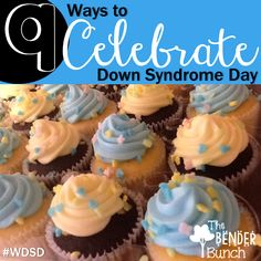 The Bender Bunch: Celebrate World Down Syndrome Day on Down Syndrome Awareness Day, Down Syndrome Day, Lots Of Socks, Teaching Special Education, Disability Awareness, Infants, World, Celebrities, Ideas