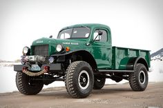 Power Wagon.