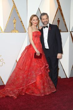 Judd%20Apatow%20and%20his%20wife,%20actress%20Leslie%20Mann.