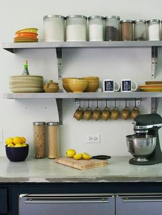 Streamlined Food Storage and under counter refrigerator