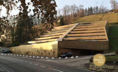 Projekt Bruggerberg - ken - Terrassenwohnungen Brugg, 2013