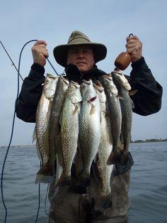 Jay Watkins, Pro Fishing Guide, Rockport, Texas