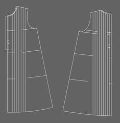 핀턱 민소매 블라우스, 민소매나시 여자 아동복 패턴 제작하기(WKOP061918) Pattern Making, Atari Logo, Frocks, Patterns, Knitting, How To Make, Clothes, Fashion, Dressmaking