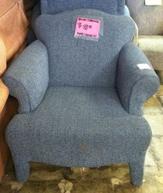 2 comfy chairs, perfect for the living room.  $40.00 each.