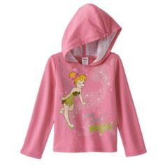Disney Fairies Tinker Bell Hoodie by Jumping Beans - Toddler