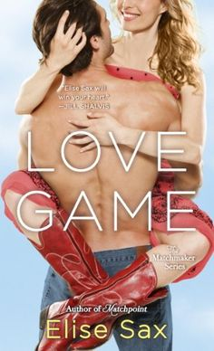 Love Game: The Matchmaker Series by Elise Sax http://www.amazon.com/dp/B00EX48V0U/ref=cm_sw_r_pi_dp_U6UUvb10W2ZTV