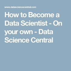 Most Active Data Scientists, Free Books, Notebooks ...