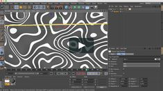 Had to make some topography for some visuals. This tutorial shows how i easily made it.