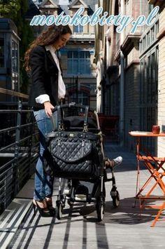Lady Chic diaper bag by Magic Stroller Stroller Bag, Umbrella Stroller, Baby Bottle Bag, Baby Bottles, Baby Changing Mat, Changing Bag, Maclaren Pushchair, Chic Diaper Bag, Baby Gear