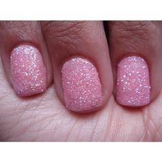 sparkling baby pink