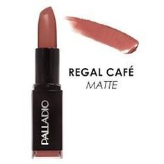 Palladio Herbal Matte LipColor 09 Regal Caf * This is an Amazon Affiliate link. You can get more details by clicking on the image.