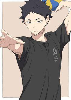 Akaashi Keiji | ドッジボール葦 | Haikyuu!! | #anime