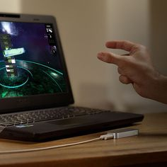 Leap Motion Touchless Controller for Your Computer