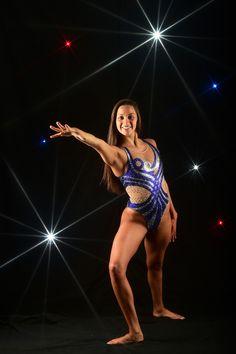 Anita Alvarez from 2016 U.S. Olympic Portraits  Synchronized swimmer