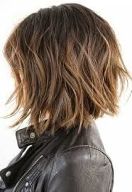 awesome Bob Hairstyles: The 40 Hottest Bobs of 2016 - Bob Hair Inspiration - Page 14 of 41 - Pretty Designs Short Hair Dos, Short Brown Hair, Short Hair Styles Easy, Hair Styles 2014, Medium Hair Styles, Thick Hair, Short Dark Bob, 2015 Hairstyles, Short Bob Hairstyles
