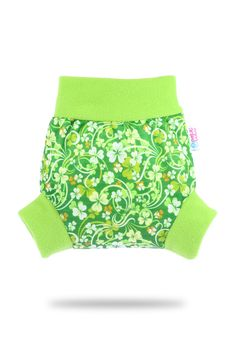 Clovers – Pull-Up Cover   Petit Lulu