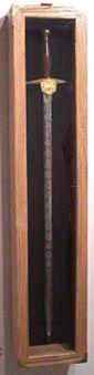 Sword Wall Display Case | sword case vertical sword display cases last updated 2012 08