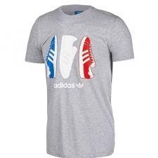 Тениска ADIDAS Country Tee 1
