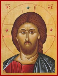 """Article: """"Why would they paint Christ like THAT?""""   """"God, Who has neither body nor form, was never represented in days of old. But now that He has come in the flesh and has lived among men, I (can) represent the appearance of God.  So we now represent the appearance of God on earth…"""""""