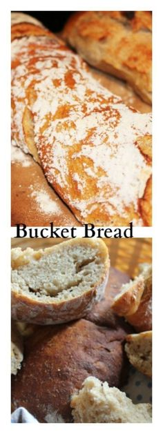 This is the bread recipe that changed my life. Make baguettes, boules, pizza crusts and sweet rolls all from one recipe. Plus, no kneading!!