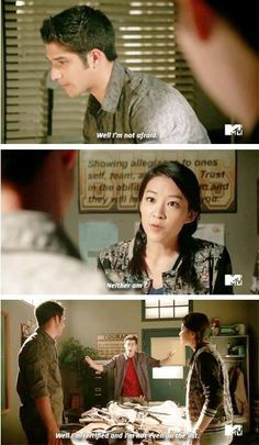 Teen wolf lol stiles I luv you Stiles Teen Wolf, Teen Wolf Dylan, Teen Wolf Cast, Dylan O'brien, Teen Wolf Memes, Teen Wolf Quotes, Teen Wolf Funny, Alphabet A, Scott Mccall
