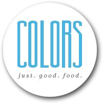 COLORS - Just. Good. Food.