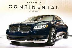 Авто Шикарный концепт Lincoln Continental представили в Нью-Йорке - свежие новости Украины и мира
