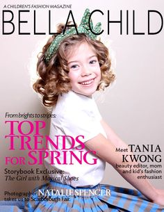 We are more than a kids' fashion magazine. We search everywhere for inspiration, and go beyond trends to bring you fashion, style, decor, design, books, DIY, parties, and playthings. Our readers look to us to keep up with the best and most up-to-date concepts in the children's market worldwide.