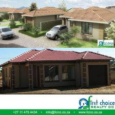 New Development in Pretoria West ,Build by First Choice Realty CC. The Orchards!!  This development is in close proximity to all amenities such as schools, transport, churches and shops Click here for more photo's: http://besociable.link/37 Visit our website: http://besociable.link/4g #PretoriaWest #affordablehousing #property
