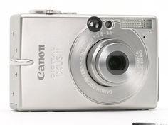 Canon PowerShot SD100 (Digital IXUS II) Review: Digital Photography Review