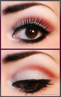 Pretty+Gothic+Makeup | Request: Gothic Lolita make up by *hedwyg23 on deviantART