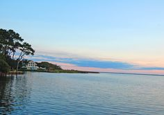 One word: relax. (Corolla, soundside, daylight sneaking out, sundown sneaking in.) #box #outerbanks #beachsunset