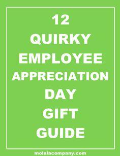12 Employee Appreciation Day Ideas!