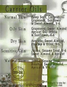 Carrier oils for all skin types. Mix them with therapeutic grade essential oils and you have MAGIC. I use Frankincense on my face every single day. #essentialoils #carrieroils
