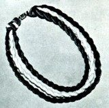 multi-rope necklace