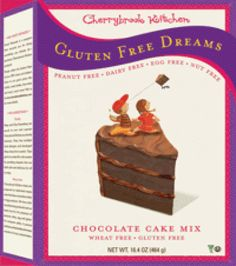 LOOKING FOR A GLUTEN-FREE BAKING MIX? TRY SOME OF THESE!