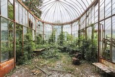 Enter The Forgotten Paradise Of Abandoned Worlds Reclaimed By Nature