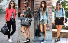 looks para ir ao shopping
